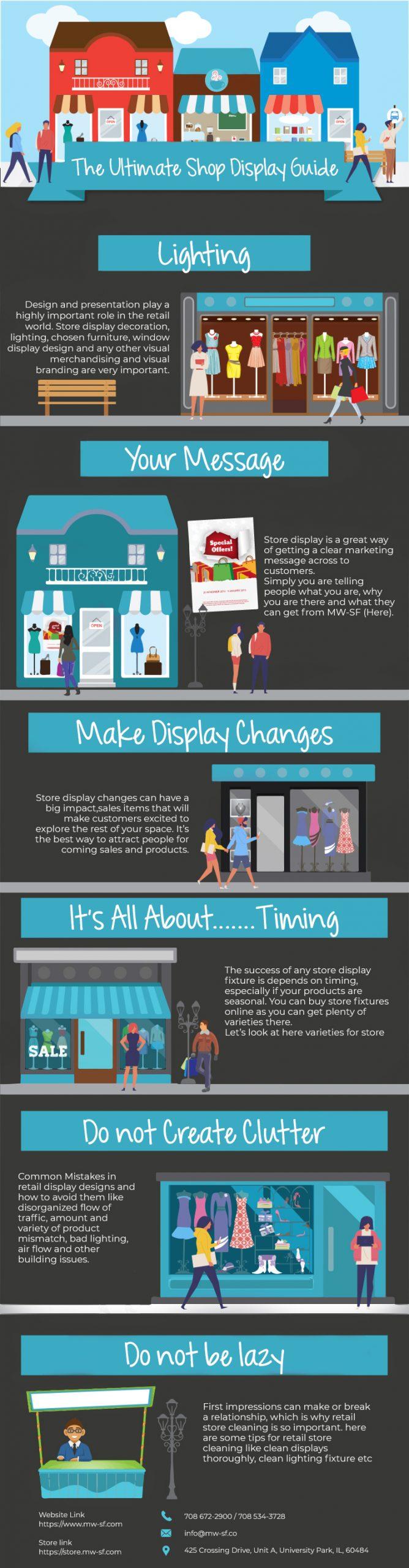 Store Display Fixtures
