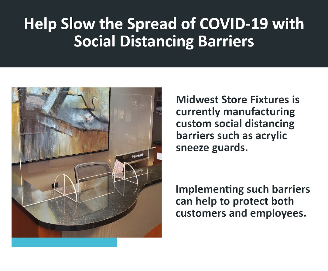 COVID-19 Social Distancing Barriers